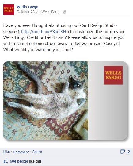 Awesome Wells Fargo Card Design Ideas Ideas - Amazing Interior ...