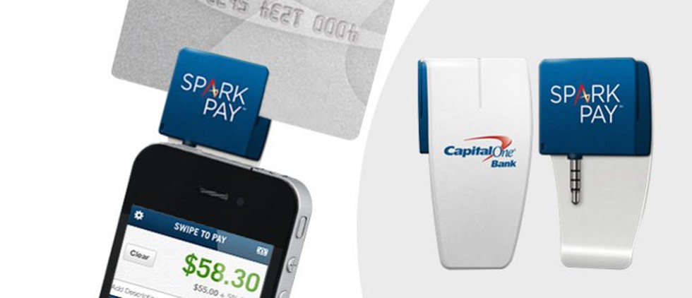 Capital One Spark Pay Extends The Small Business Sub Brand Media Logic