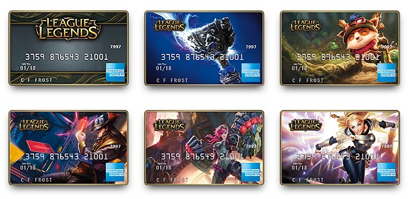 gaming prepaid cards
