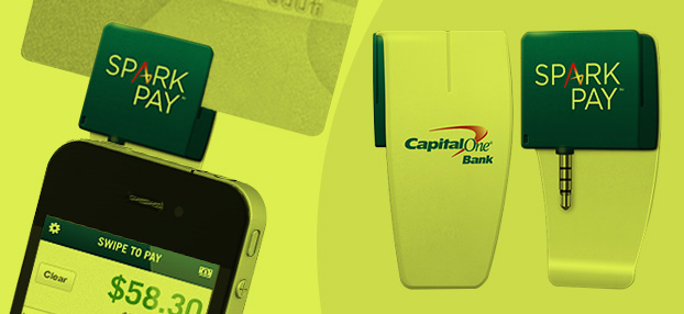 Capital one spark pay extends the small business sub brand media logic capital one spark pay sub brand small business colourmoves Image collections