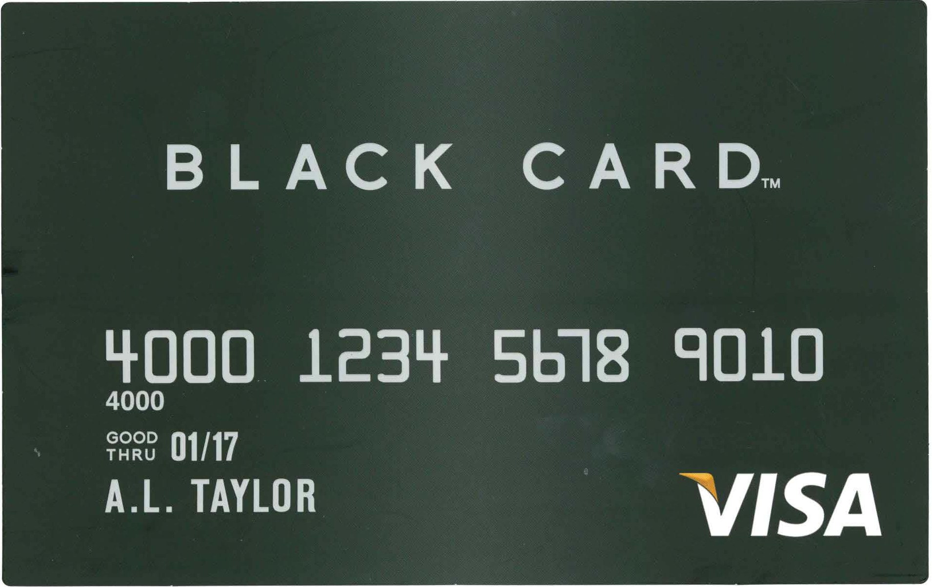 Did barclays marketing effectively reposition its black card direct mail for the new barclays visa black card colourmoves