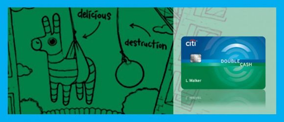 #incredouble social promotion for Citi Double Cash Card