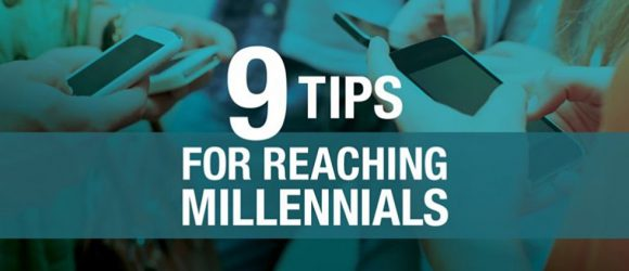 The right marketing channels for reaching Millennials