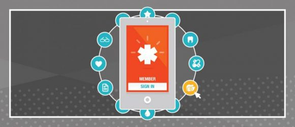 Mobile engagement as a factor in the customer experience of healthcare brands