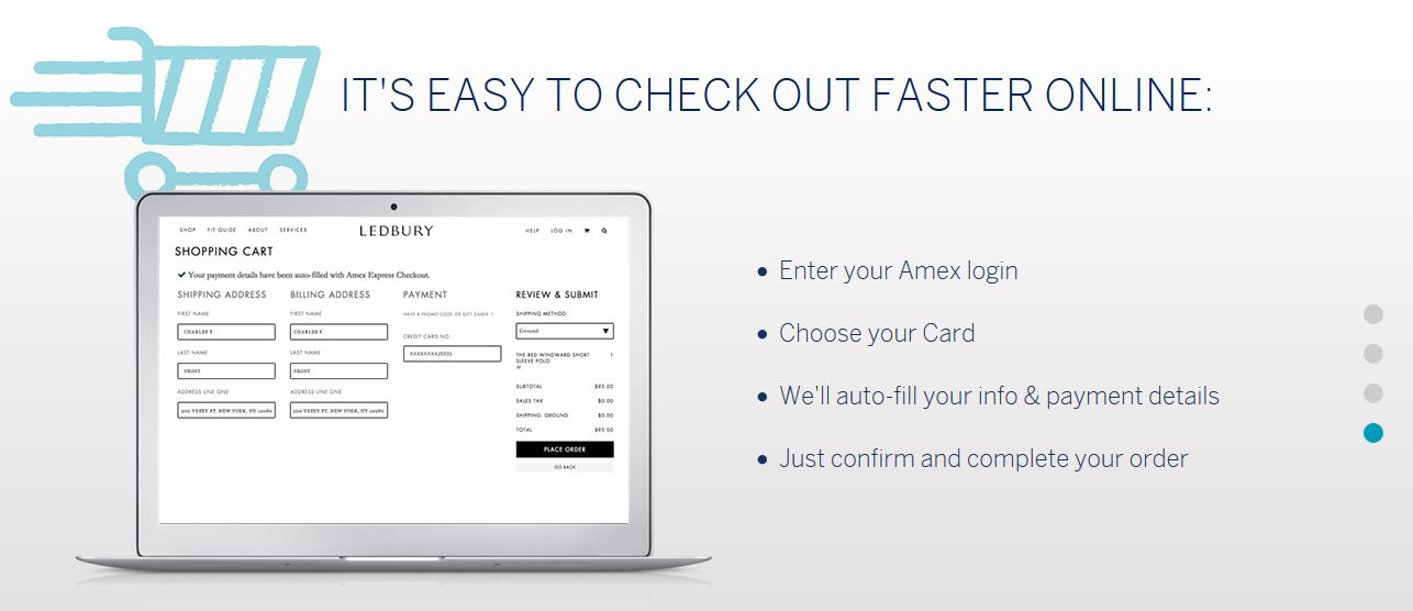 Amex Express Checkout >> How Does New Online Payment Solution From Amex Work