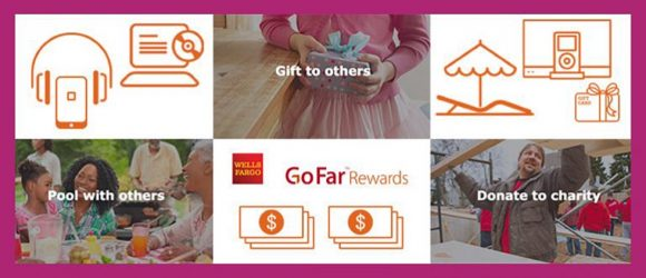 Wells Fargo Reward Program Enhancements Designed to Earn Customer Loyalty