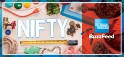 American Express is first sponsor of video content on Buzzfeed's Nifty