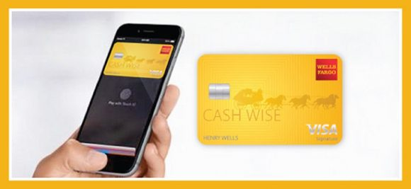 Summary of Wells Fargo Cash Wise Visa Card benefits
