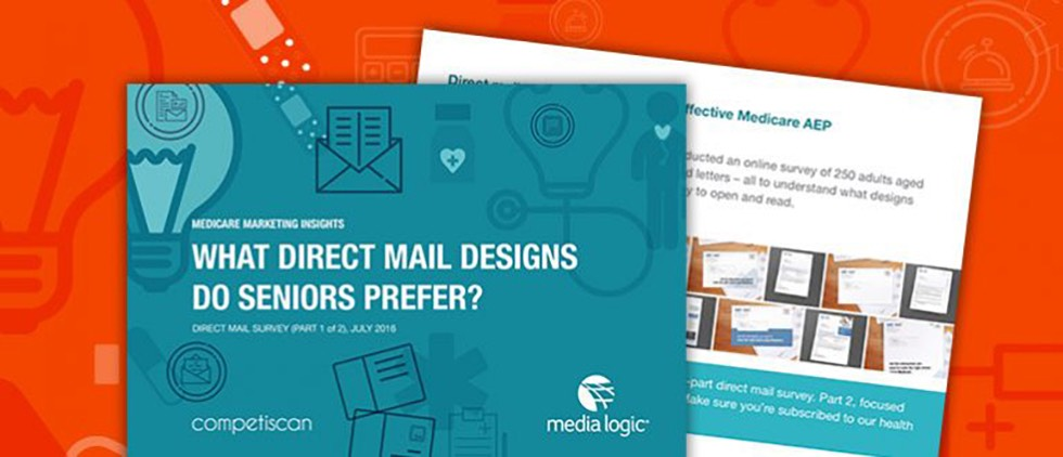 what direct mail designs do seniors prefer