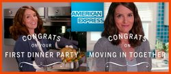 American Express targets older Millennials by sharing