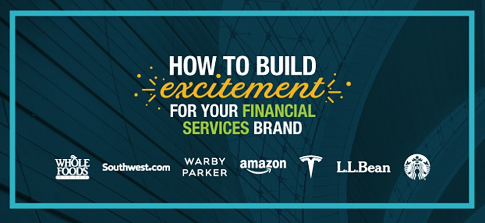 Lessons for financial services marketers from non-bank brands