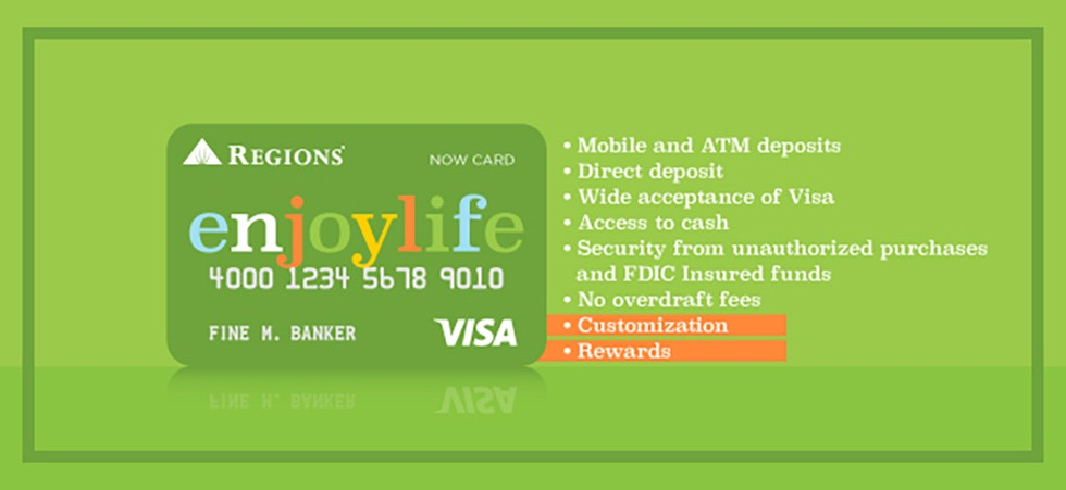 regions now card marketing glosses over its most unique features - Prepaid Cards With Mobile Deposit