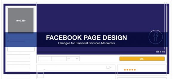 Facebook Page redesign presents opportunities for financial services marketers