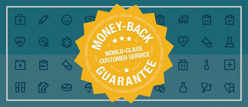 New Incentive in Healthcare Group Marketing: Money-Back Guarantee on Customer Service