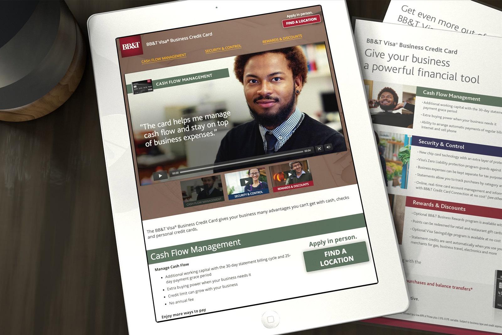 Media Logic Develops BB&T Microsite To Market Business ...