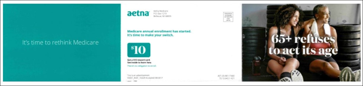 Aetna - medicare advantage enrollment