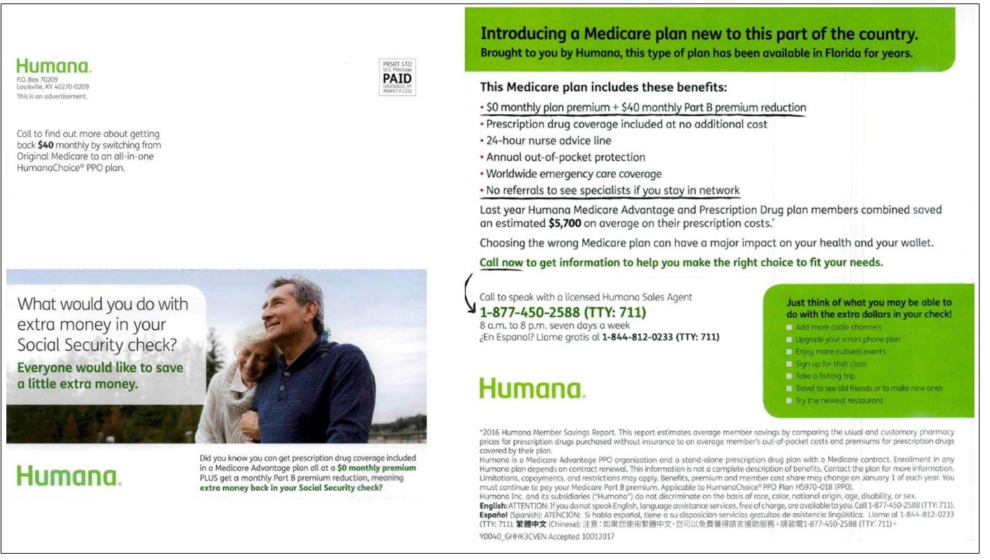 Humana - medicare advantage enrollment