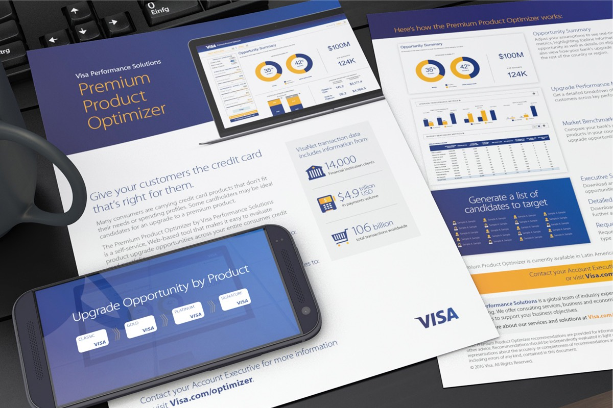 Visa - Premium Product Optimizer