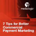 commercial payments marketing tip sheet