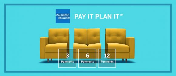 marketing pay it plan it to Amex Millennial cardmembers