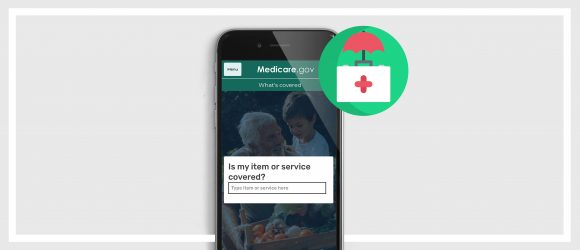 medicare what's covered app