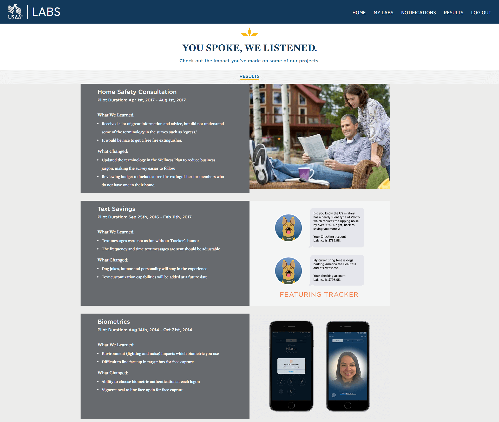 usaa labs is crowdsourcing innovation  but not