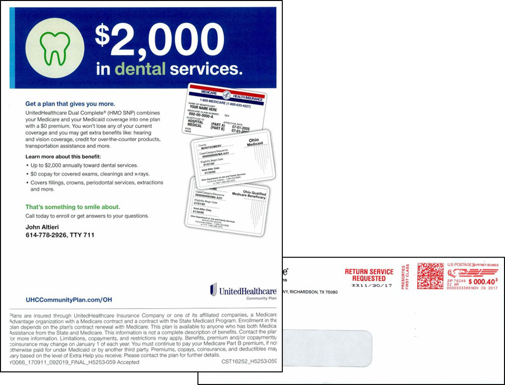 D-SNP-Direct-Mail--UnitedHealthcare-(Dental)-(Blog)