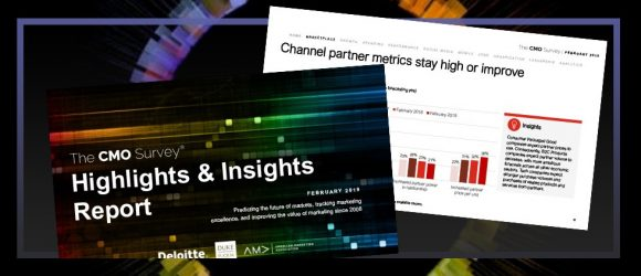 findings from The CMO Survey