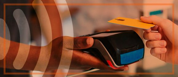 Marketing to educate contactless cardholders