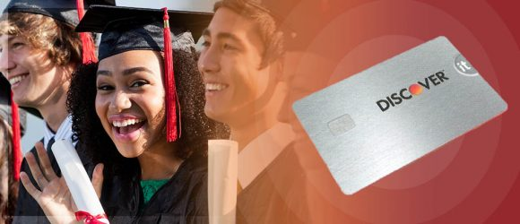 Discover it direct mail packages targeting high school graduates