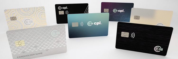 Multiple credit cards.