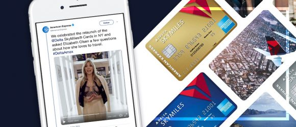 Upgrade to Delta-Amex co-brand credit card line-up