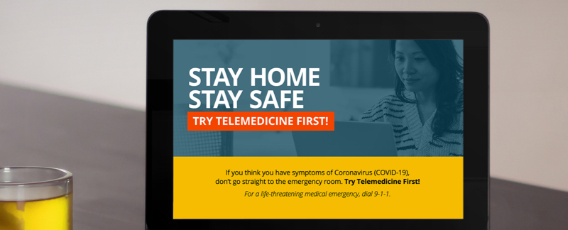 Try Telemedicine First