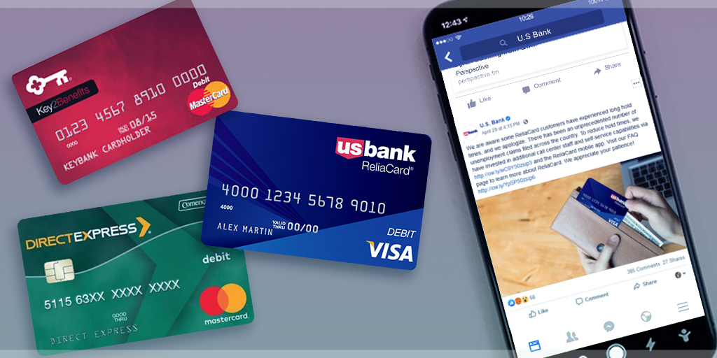 U.S. Bank Communicates Delays of Government Benefits Cards