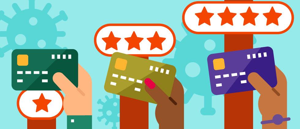 credit card customer communications