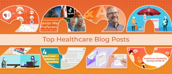 Top 10 Healthcare Blog Posts of 2020