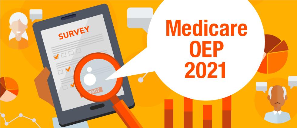 HC Insights - 2021 Medicare OEP flash survey