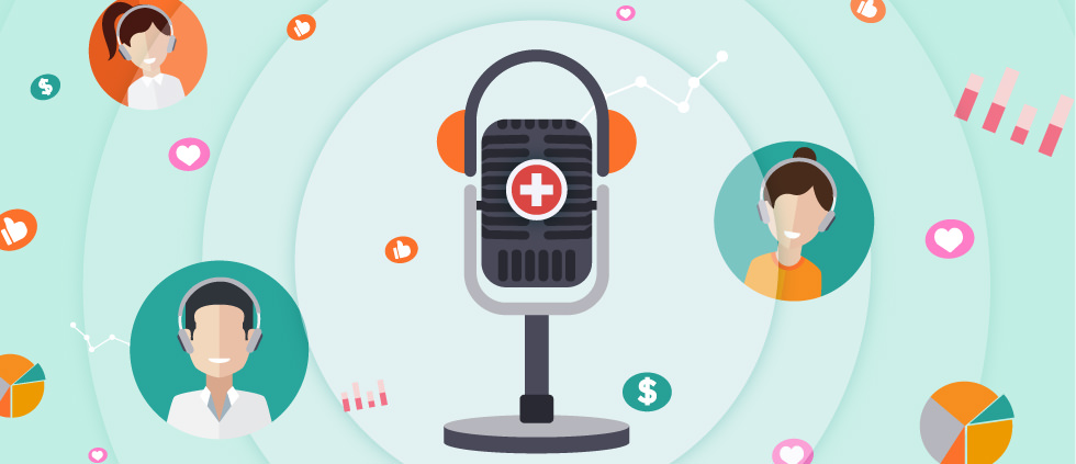 hc insights - podcast advertising for hc marketers