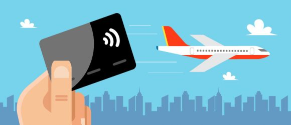 business travel card spend