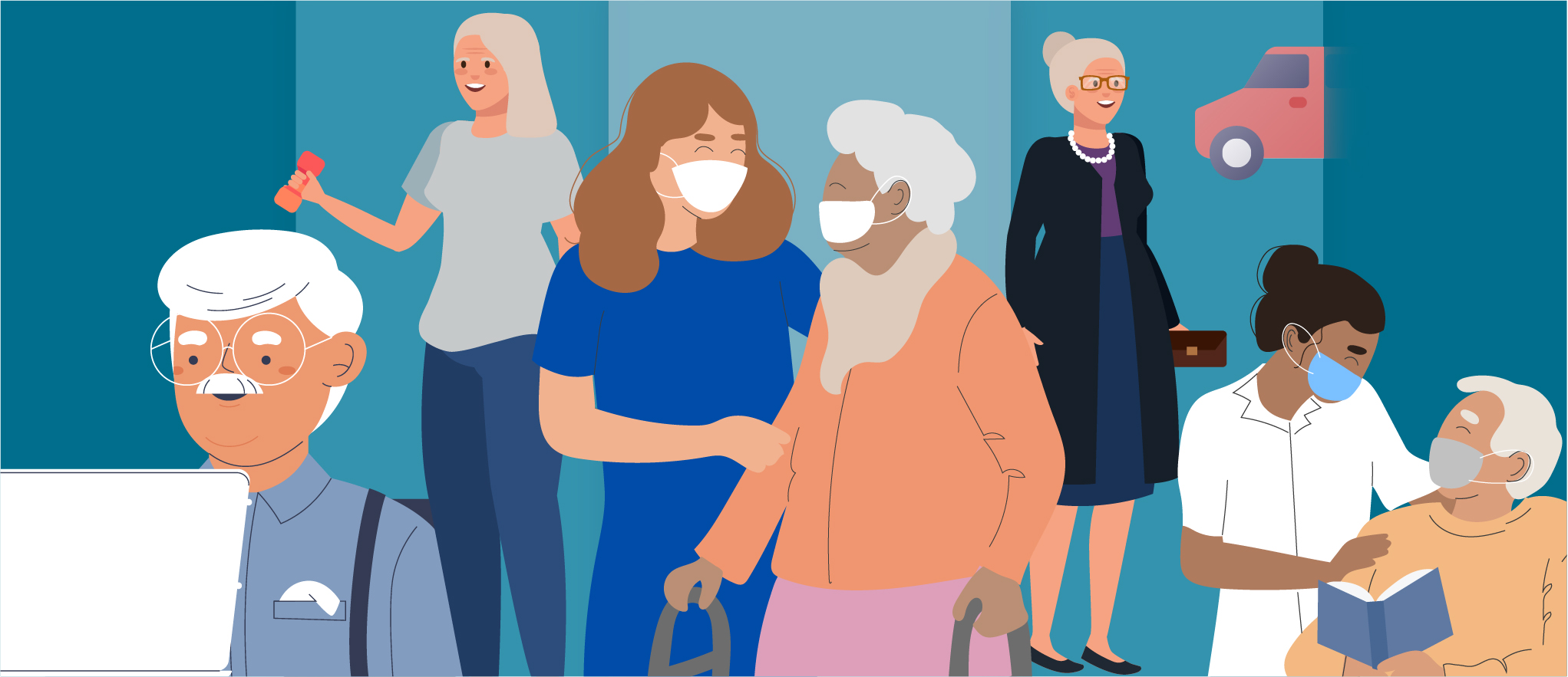 A Quick Look at 7 Innovators that are Disrupting Primary Care for Seniors